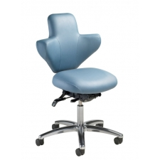 "Nightingale Surgeon Series Ultrasound / Sonography Chair - Seat Height 16.5""-22.5""H"