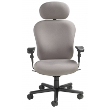 Nightingale Heavy Duty Intensive Use Office Chair Headrest Rated For 450 lbs.