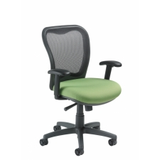Nightingale LXO Mid Back Mesh Office Chair With Adjustable Arms