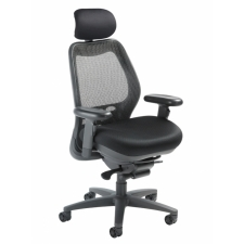 Nightingale SXO Mid Back Mesh Office Chair With Headrest