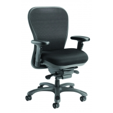Nightingale CXO Mid Back Mesh Office Chair with Enersorb Seat Foam