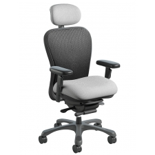 Nightingale CXO Intensive Use 24/7 Office Chair Gray