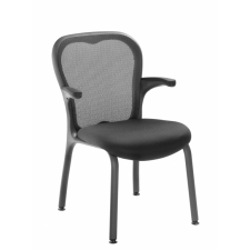 Nightingale GXO Guest Side Chair With 4 Post Base