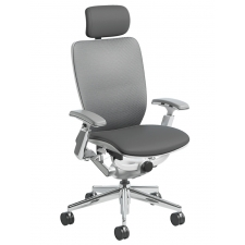 Nightingale IC2 Office Chair Black Seat