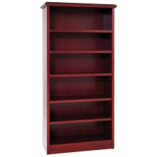 "OS 900 Traditional 36"" Wide 6 Shelf Bookcase"