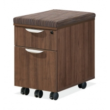 OS Laminate Series Compact Mobile Box/File Pedestal