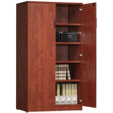 OS Laminate Series Storage Cabinet with 4 Adjustable Shelves