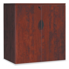 OS Laminate Series Storage Cabinet with 2 Adjustable Shelves