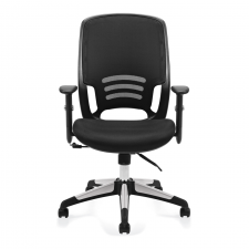 Ofices To Go High Back Mesh Office Chair w/ Infinate PositionTilt Lock