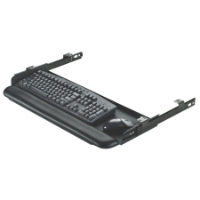 RightAngle Under Desk Steel Keyboard Drawer w/ Mouse Area