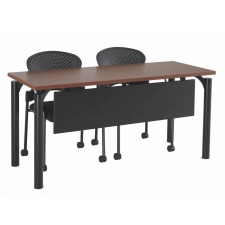 R-Style F-Series Floating Leg Training Room Table