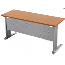 RStyle C-Series Training Room Table w/ Embossed Steel Modesty Panel