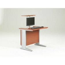 R-Style™ HV Series Computer Table With Pop Up Monitor Arm