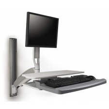 RightAngle Hover Series WM Wall Mounted Workstation
