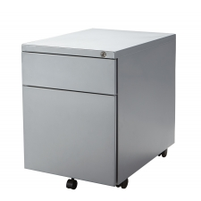 RightAngle Box/File Mobile Pedestal - Locking Drawers