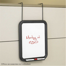Safco PanelMate Epoxy Finish Dry-Erase Markerboard Metal Frame