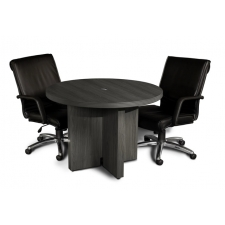 "Mayline Aberdeen Series 42"" Round Conference Table"