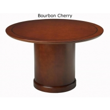 Mayline Sorrento Series Round Conference Table