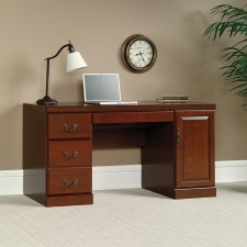 Sauder Heritage Hill Traditional Computer Credenza