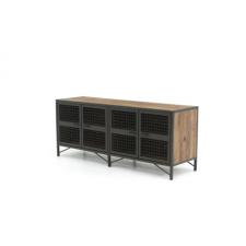 Sauder Boulevard Cafe Collection Storage Cabinet