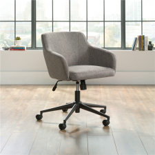 Sauder Harvey Park Office Chair - Gray Fabric