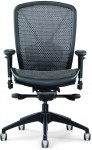 Allseating Fluid Mesh Back Ergonomic Computer Task Chair (ALL-FLUID)