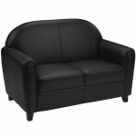BTOD Envoy Series Leather Love Seat