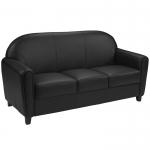 BTOD Envoy Series Leather Sofa Available In Black Or Brown