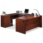 Bestar Embassy U Shaped Office Desk (BF-60400/610/620/820/830)