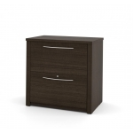 Bestar 2 Drawer Lateral File for Embassy Desk Collection 2 Color Options