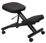 Boss Ergonomic Kneeling Chair with Padded Seat (BS-B248)