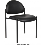 Boss Contemporary Style Stack Chairs w/ Powder Coated Steel Frame (BS-B9505)