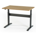 The VertDesk� Electric Adjustable Height Desk with Push Button Height Adjustment (BTOD-VERTDESK)