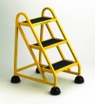 "Cramer 27"" Stop-Step Ladder w/ 3 Steps (CR-1030)"