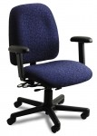 Cramer Large Back Centris Office Chair w/ Chair Height Options (CR-CELX2)