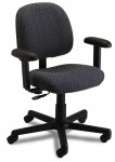 Cramer Medium Back Dimension Office Chair w/ Waterfall Seat Design (CR-DMMX2)