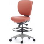 Cramer Ever Big And Tall Drafting Stool Rated For 400 lbs.