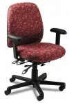 "Cramer Large Back Fusion Office Chair w/ Chair Height Options 300 lb. Capacity Seat Height 16""-21.25"" (CR-FSLX4)"