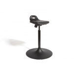 "Cramer Rhino Sit/Stand Drafting Stool w/ Urethane Skin - Seat Adjustment 24""-31"" (CR-STOH1-000)"