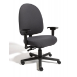 Cramer Extra Large Back Intensive Use Triton Max Office Chair w/ Heavy Duty Steel Construction 500 lb. Capacity!  (CR-TMXD4)