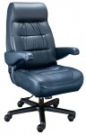Explorer Intensive Use Big Man's Fabric or Leather Chair by ERA Products - 500 lbs Rating (ERA-EXPL)