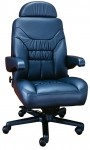 Limited Big and Tall Intensive Use Leather or Fabric Office Chair by ERA Products - 500 lbs Rating (ERA-LMTD)
