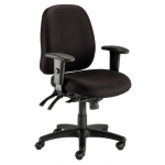 Eurotech 4X4 Fabric Ergonomic Computer Chair (EUR-49802A)