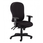 Eurotech 4X4XL Fabric Ergonomic Chair with High Back (EUR-FM4080)