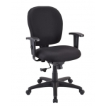 Eurotech Racer ST Fabric Task Chair (EUR-FT4547)