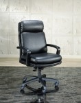 HPFI 101 Leaders Series Executive Office Chair 60+ Fabric/Leather Options (HPFI-101)