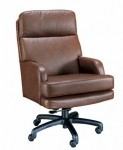 HPFI Leaders Series Executive Desk Chair 60+ Fabric/Leather Options (HPFI-121)