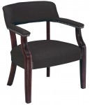 HPFI Value Traditional Series Arm Chair w/ 60+ Fabric Options