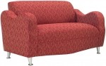 HPFI Claudia Sereis Loveseat 60+ Fabric/Vinyl Options Available (HPFI-5302)