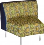 HPFI Eve Series 30� Inside Facing Chair 60+ Fabric/Leather Options Available (HPFI-5835-IF)